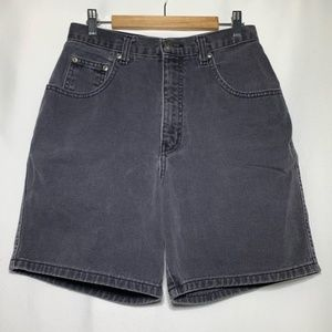 VINTAGE Mom Shorts - CROSSROADS Dark Gray